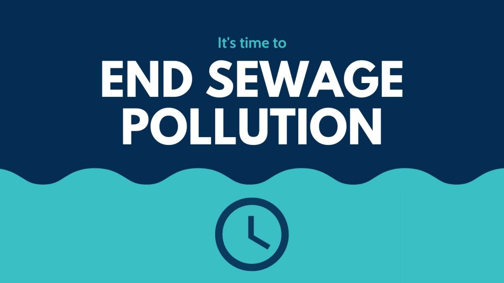 End Sewage Pollution