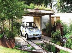 Award winning rain garden by Wendy Allen