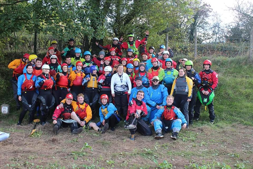 Reading Knights Canoe Club Support TRT